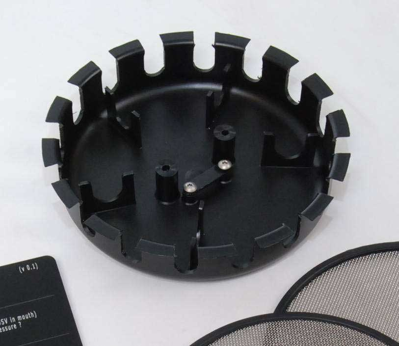 Injection Molded Sensor Tray